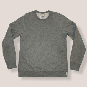 Reigning Champ Knit Crewneck Pullover Sweatshirt